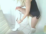 Lady In White Boots - You Are Mine