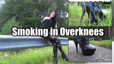 Smoking in Overknes