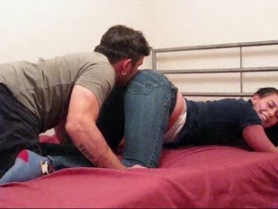 Emma's Fart Sniffing Slave! Part 1