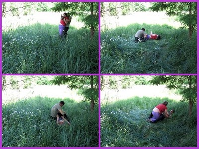 swing in the grass 4