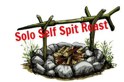 SOLO SELF SPIT ROAST ~ Audio MP4