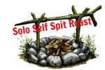 Solo Self Spit Roast ~ Audio Mp4