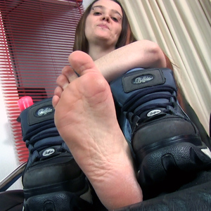 Jerk instructions: Worship my soles and my buffaloes!