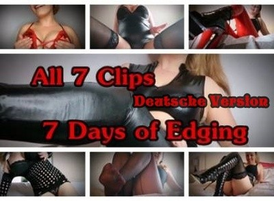 Alle 7 Clips - 7 Tage Edging