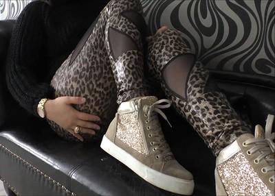 Luxus Sneaker Anbettung