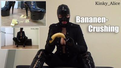 Bananen-Crushing  -  Banana Crushing