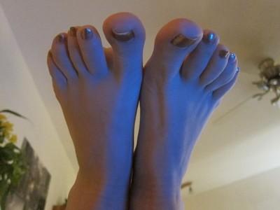 Sexy german girl feet
