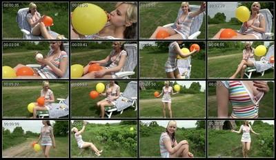 Lovely Balloons HD-1080
