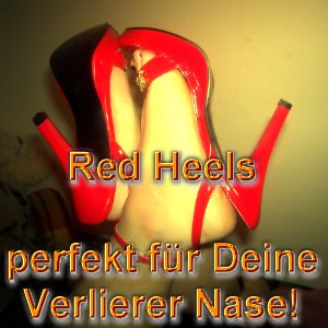 Red Heels 4 you Bitch