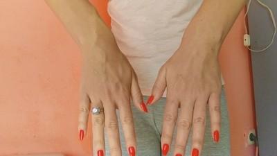 Sexy hands