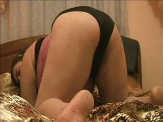 Oxana Tight Panty Farting