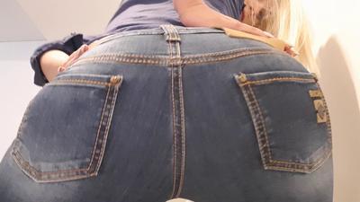 Weak For Jeans