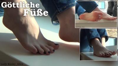 Divine Feet