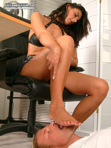 FOOTFUN at OFFICE
