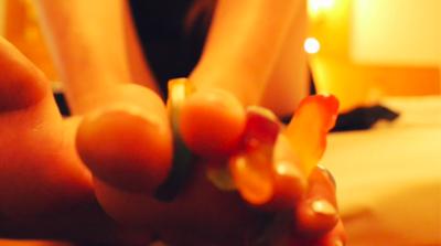 Feetfooding – Genieße den göttlichen Geschmack