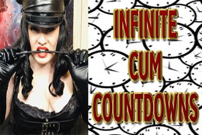 INFINITE CUM COUNTDOWNS