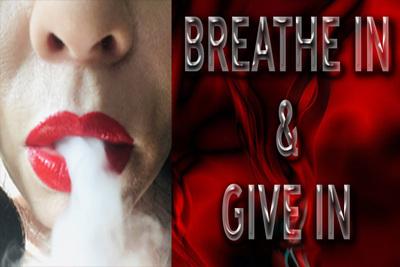 BREATHE IN & GIVE IN