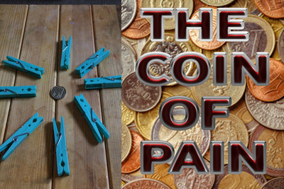 THE COIN OF PAIN