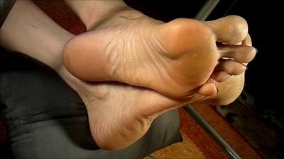 Huge Feet 6