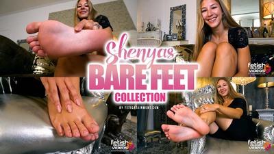 Sheyas barefoot collection