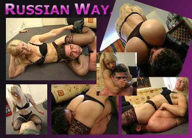 RUSSIAN WAY - FULL VIDEO