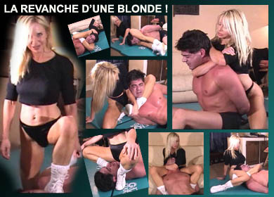LA REVANCHE D'UNE BLONDE - FULL VIDEO