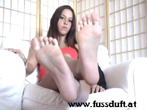 jenny stinky soles for footlovers nice movie