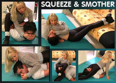 SQUEEZE & SMOTHER - FULL VIDEO