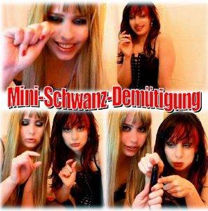 Minischwanz-Demütigung im Doppel