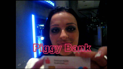 Human Cash ATM, Piggy Bank (Mpg)