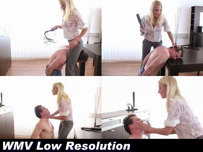 HotSpankingGirls - Melissa (WMV Low Resolution)