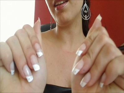 fingernails fetish