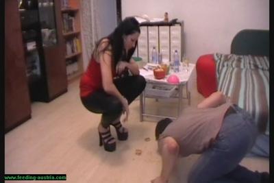 Floor Feeding 16