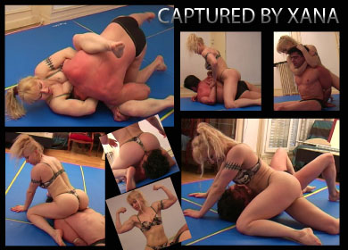 CAPTURED BY XANA - FULL VIDEO