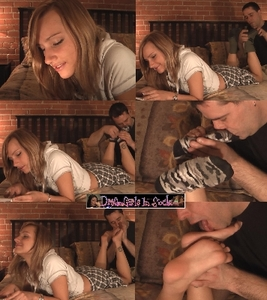 Sexy Mary Requests Another Foot Massage - (Hi Quality Version)