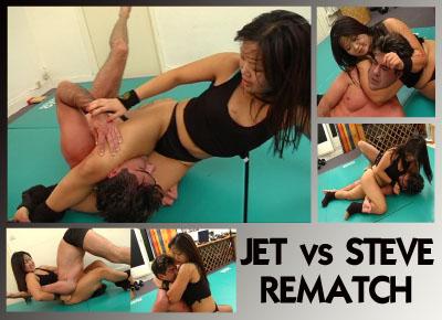 JET vs STEVE REMATCH - FULL VIDEO