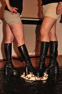 Tortencrush mit Lady Steffi