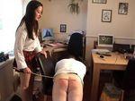 Headgirl Punishes A Naughty Boy Pt 4