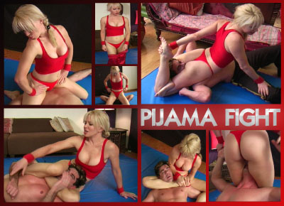 PIJAMA FIGHT - PIX