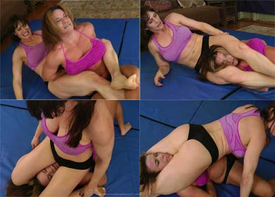 BOOBY TRAP FOR JENNIFER THOMAS - CLIP 04