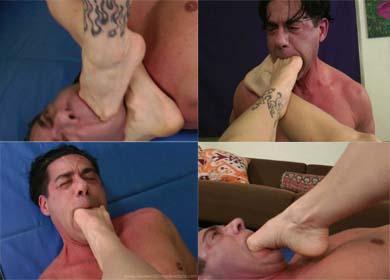 FOOT DOM ... TAKE IT ! - CLIP 04
