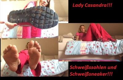Schweisssneaker!!!