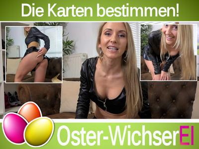 Oster-WichserEI - Die Karten bestimmen! Aufgabe 3