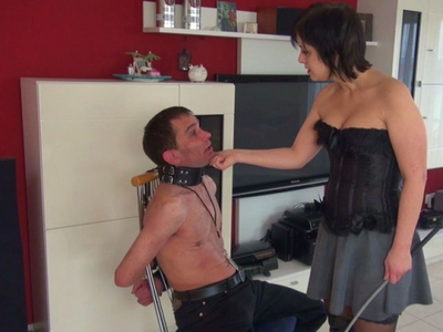 Interrogation of my slave