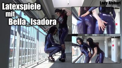 Latex Games With Bella Isadora
