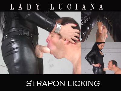 Straponlicking