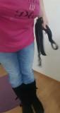 jeans,boots,belt