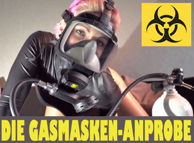 THE GAS MASK FITTING