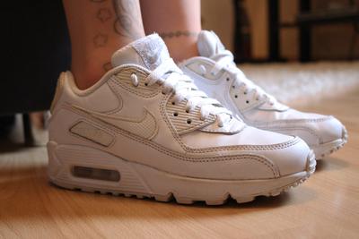 Nahaufnahmen Nike Air Max