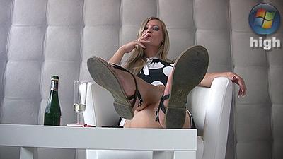 Inhale My Smoke And Eat My Spit (wmv Sd) - Cassandra
